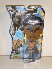 The Dark Knight Rises Deluxe Drill Cannon Armor Batman action figure DC Comics