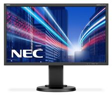 NEC MultiSync E243WMi 24 pouces LED moniteur IPS - panneau, full hd 1080p, 6ms