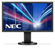 NEC MultiSync E243WMi 24 Zoll LED IPS Monitor - Panel Ips, Full HD 1080p, 6ms