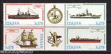 W337 ITALIA COSTRUZIONI NAVALI 1978           MNH**