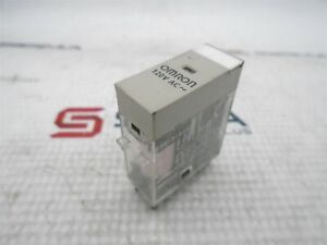 Omron G2R-2-S(S) Relay 120VAC 8-Pin