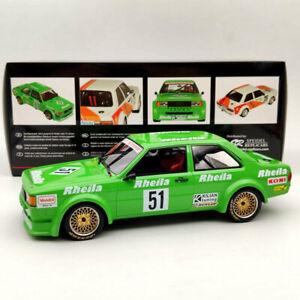 Premium ClassiXXs 30226 1:18 Audi 80 B2 Gr2 #51 W.Wolf ETCC 1980 Green Limited