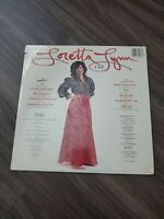 "Loretta Lynn ""I Lie"" SEALED NM LP"