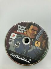 Sony PlayStation 2 Ps2 Disc Only Tested Grand Theft Auto Liberty City Stories