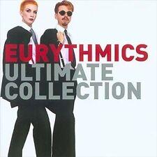 Eurythmics Ultimate Collection CD Album VGC