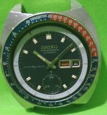 Seiko pogue Cronografo Automatico Cal. 6139