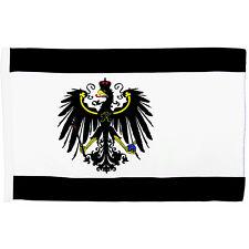 Flagge Königreich Preußen Größe 30x45 cm Preußische Fahne ohne Stock