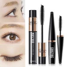 Women 4d Silk Fiber Eyelash Mascara Extension Waterproof Kit Eye Lashes