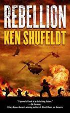 Rebellion by Ken Shufeldt (2014, Paperback) DD568