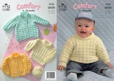 Aran Cardigans Patterns