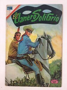 1971 SPANISH COMICS EL LLANERO SOLITARIO #243 LONE RANGER NOVARO MEXICO ESPANOL