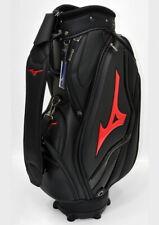 Mizuno 2019 Rb Style Men Caddie Bag Cart 9.5In 8.5lb 5Way Pvc Enamel Black+Red