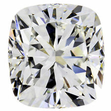 1.51 carat Cushion cut Diamond Engagement Solitaire G color Si1 clarity