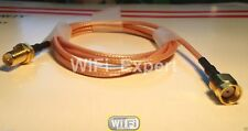 RP-SMA Male to RP-SMA Female Extension RG316 high quality Low Loss Coaxial Cable