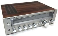 Vintage Modular Component Systems Model 3225 Stereo Receiver J.C. Penny AS-IS