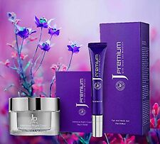 1x Jericho Premium Night Cream +1x JP Eye & Neck Gel! An Anti-ageing Investment!