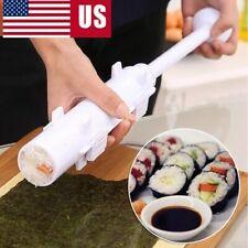 US DIY Sushi Maker Bazooka style Easy Sushi Maker Sushi Roller Making Tool