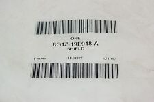 FORD OEM Radiator Support-Shield 8G1Z19E918A