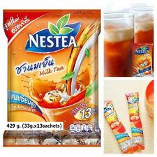 NESTEA Thai Milk Tea Instant Mix Powder 3 in 1 Original Sweet (33g x 13 sachets)