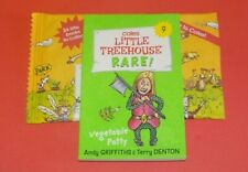Coles Little Treehouse, Rare Book #9 Vegetable Patty