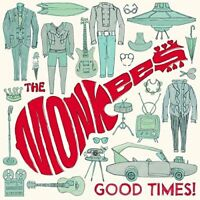 `MONKEES, THE`-GOOD TIMES!  (UK IMPORT)  CD NEW