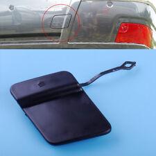 Black Rear Bumper Tow Hook Cover Cap For Mercedes-Benz X204 GLK300 350 2009-2012
