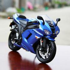 1:12 Scale Motorcycle Model Kawasaki Ninja ZX-6R Moto Bike Metal Model By Maisto