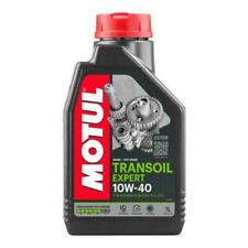 MOTUL 105895 Expert 10W-40 Motorcycle Gearbox Oil Transmission Fluid - 1 Litre