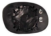 Piastra Specchio Speccietto sx Termica Asferica Citroen C3 Dal 2003 > 2009