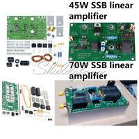 DIY kits 45/70W SSB linear HF Power Amplifier For Transceiver HF Radio Shortwave