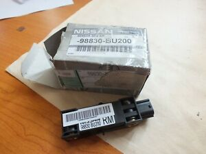 New Genuine Nissan Almera 00-03 Side impact sensor  98830-BU200  N28