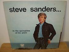 """STEVE SANDERS...""""IN THE SPRINGTIME OF HIS YEARS"""".....OOP GOSPEL ALBUM"""