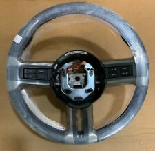 NOS 2010-2012 Ford Mustang Leather Steering Wheel AR3Z3600AA
