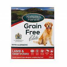 Natures Harvest Grain Free Lamb & Sweet Potato - 395g - 162717