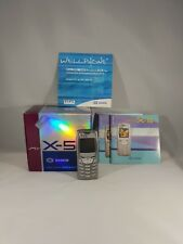 Sagem myX-5m Vodafone D2 SIM Lock Phone Infrared Classic Sammlung Boxed Raritat