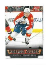 2013-14 UPPER DECK #222 JONATHAN HUBERDEAU YG RC UD YOUNG GUNS ROOKIE PANTHERS