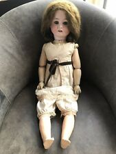 "Antique Schoenau & Hoffmeister Doll Marked SPBH 1906 14 Rare 28"" 70cms Jointed"