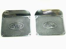 1948-1952 Ford Pickups / Ford Pickup running board step plates PAIR !!