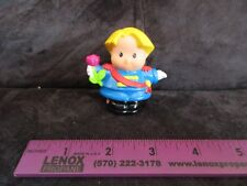 Fisher Price Little People Prince Eddie Eddy rose Castle garden palace dance toy