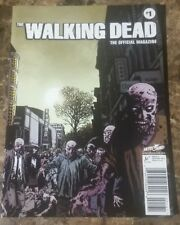 The Walking Dead the official magazine #1
