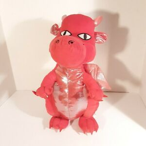 """THE GREAT WOLF LODGE RED DRAGON 16"""" PLUSH"""
