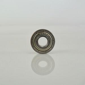 Radial Chrome Steel Miniature Ball Bearing 10 x 26 X 8 MM Closed partCore 6000ZZ