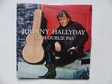 CD  single JOHNNY HALLYDAY Ne m oublie pas 9838206