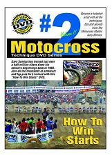 Motocross MX Starts Techniques DVD #2 from Volume 2 by Gary Semics