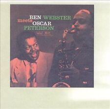 Ben Webster Meets Oscar Peterson, Oscar Peterson, Ben Webster, Good Original rec