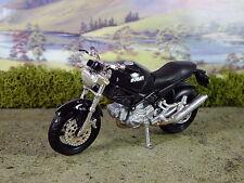 R&L Diecast: Maisto 1:18 Bike Motorbike Motorcycle Ducati Monster Monsterdark