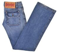 Dsquared2 DCDC Made in ITALY Stonewash Womens Cotton Denim Jeans EU 42
