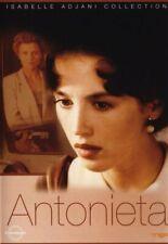 Isabelle Adjani Antonieta Fesselnde Literaturverfilmung DVD Box Set Edition neu