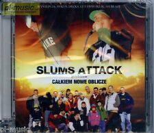 = PEJA /SLUMS ATTACK /DJ DECKS - CALKIEM NOWE OBLICZE // 2 CD sealed