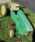 Vintage Ertl John Deere 4020 Diesel Pedal Tractor